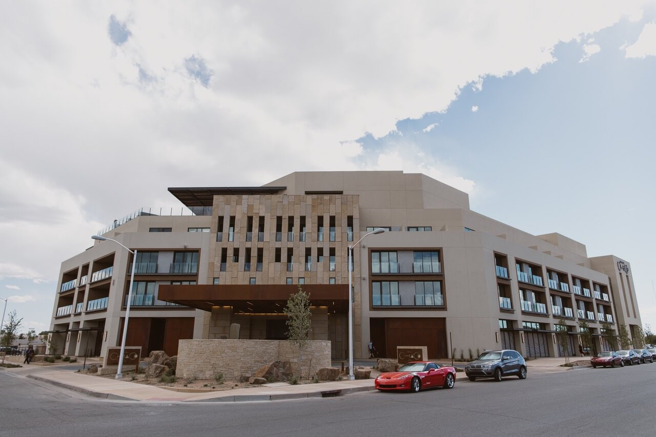 Hotel Chaco Grand Opening Corazon Events